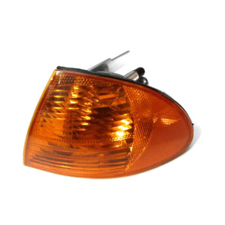 BMW 98-01 E46 4DR 5DR Amber Corner Lights Lamps Left