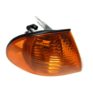 BMW 98-01 E46 4DR 5DR Amber Corner Lights Lamps Right
