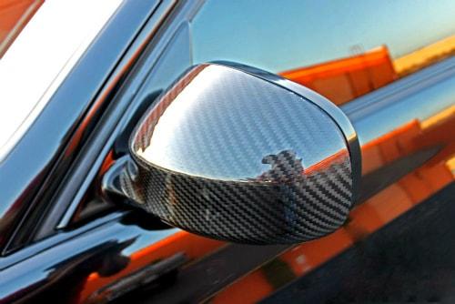 Replacement 3-Series E90 LCI Carbon Fiber Mirror (Example Already Installed)