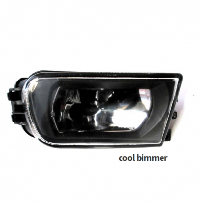 1997-2000 BMW E39 Right Side Foglamp Clear