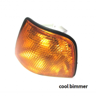 BMW 3-Series E36 4D AMBER Corner Turn Signal Lights​ Left Side