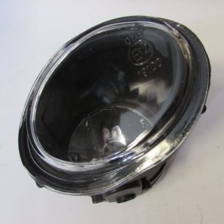 BMW E46 M3 or Mtech OEM Replacement Clear Fog Lights Without Light Bulbs - Right