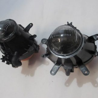 02-05 BMW 3-Series E46 Sedan Wagon 4-Door Fog Lights Driving Lamps - Left