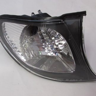 Corner Light BMW E46 Facelift (02-05) Black White - Right