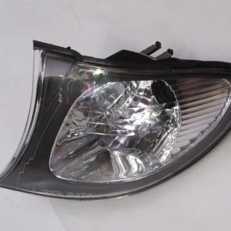 Corner Light BMW E46 Facelift (02-05) Black White - Left