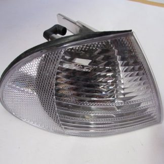 Corner Light BMW E46 Non Facelift (98-01) Crystal White - Right