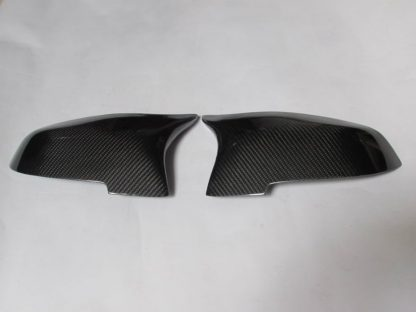 Rearview Mirror Cover BMW M Style Carbon Fiber