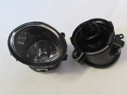 BMW E46 M3 or Mtech OEM Replacement Clear Fog Lights Without Light Bulbs - Left (pair without light bulb)