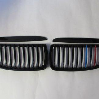 Grill BMW E90 Non LCI (05-08) Glossy Black M Tech Color