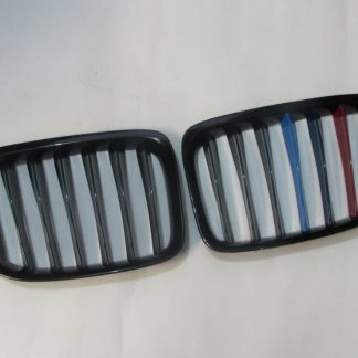 Grill BMW X1 E84 Glossy Black M Tech Color ABS Material