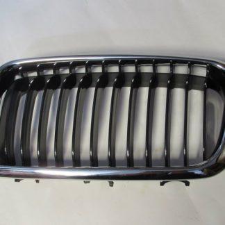 Grill BMW E38 (99-02) Black Chrome