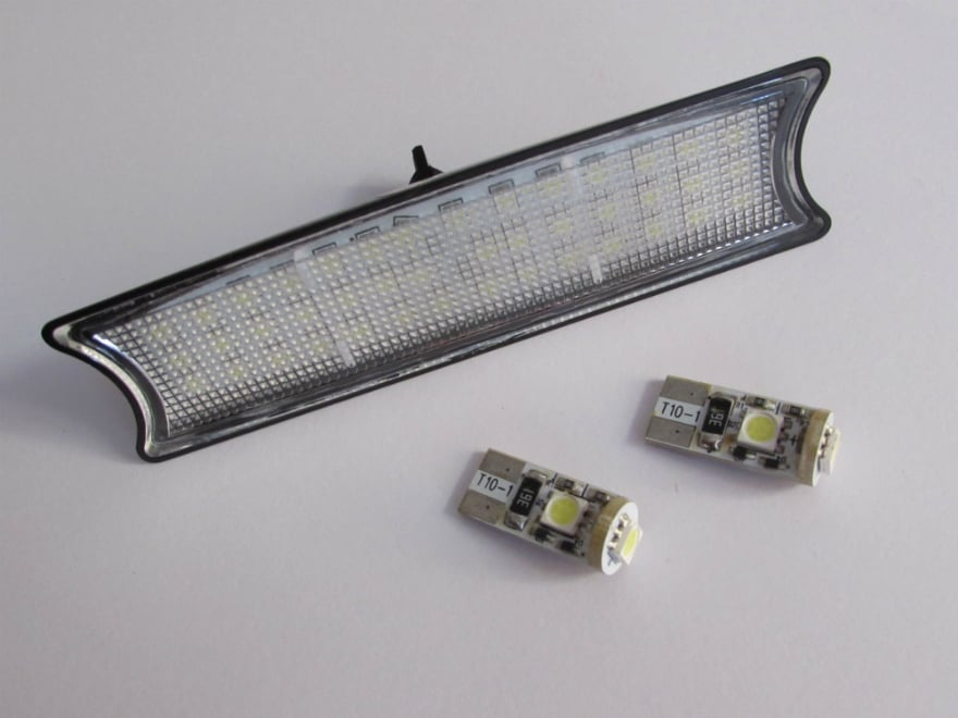 LED Interior Dome Light Lamp Kit For BMW E46 E53