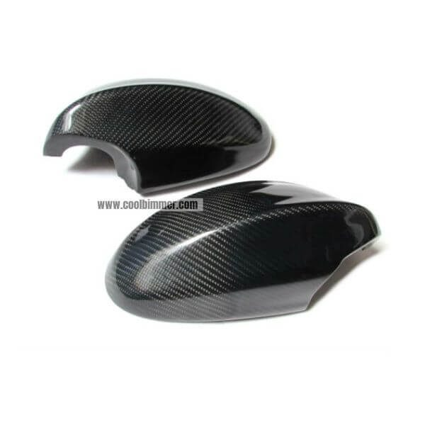 rearview-mirror-cover-carbon-fiber-oem-style-for-bmw-e90-non-lci-replacement-model