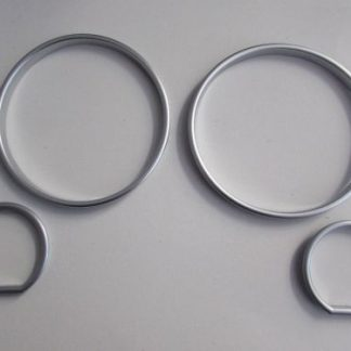 Gauge Ring E34 (88-95) Satin Chrome