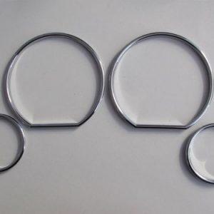 Gauge Ring E36 (91-98) Chrome