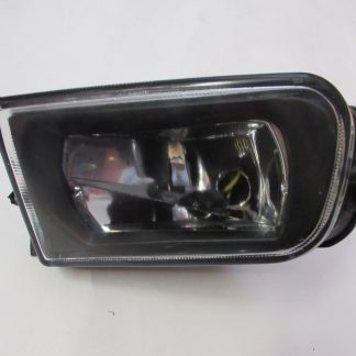 1997-2000 BMW E39 Clear Lens Driving Fog Lights Z3 Bumper Lamps Black – Left