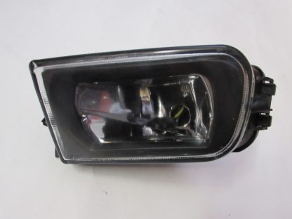 1997-2000 BMW E39 Clear Lens Driving Fog Lights Z3 Bumper Lamps Black – Left