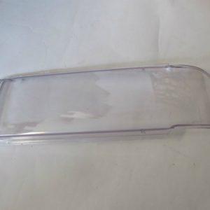BMW E36 3-Series 4D Headlight Lens Left Passenger Side