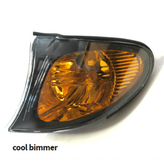 BMW 3 Series E46 02-05 Turn Signal Yellow Corner Lights Left Side