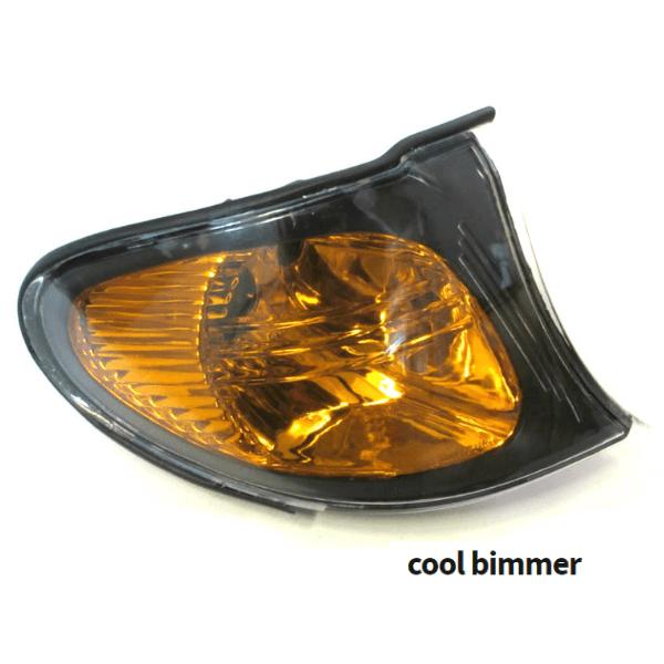BMW 3 Series E46 Sedan Wagon LCI 01-05 Corner Light Turn Signal Left LH White