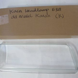 BMW 7 Series E38 Headlight Glass Lens Right Side 1994-1998
