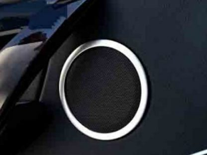 Door Sound Ring Cover F30 F31 F34 F35 (2013-2016) (Example Already Installed)