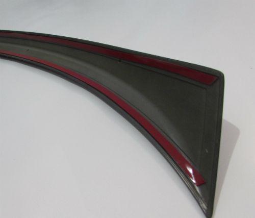 Spoiler For BMW E90 OEM Style Black Colour 1