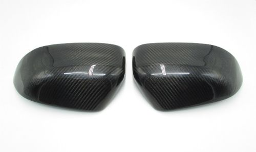 Rearview Mirror Cover BMW X Series X3 X4 F25 F26 X6 F15 F16 Carbon Fiber