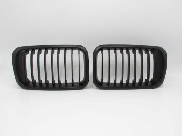 Grill BMW E36 (91-95) Non Facelift Matte Black