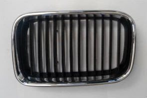 Grill BMW E36 (91-96) Non Facelift Frame Chrome
