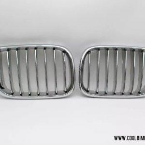 Grill BMW X5 E53 (99-03) Pre LCI Chrome