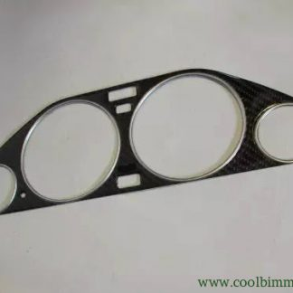 Layout Panel Carbon M BMW E30 With Gauge RingLayout Panel Carbon M BMW E30 With Gauge Ring
