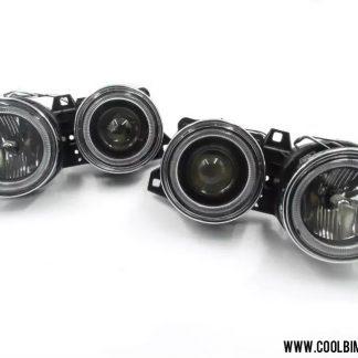 Headlamp BMW E30 Angel Eyes Model
