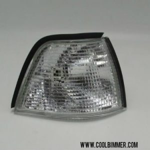 Corner Lights BMW E36 White Right Side Brand TYC