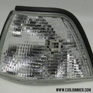 Corner Lights BMW E36 White Left Side Brand TYC