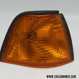 Corner Lights BMW E36 Yellow Right Side Brand TYC