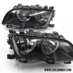 Headlamp BMW E46 Pre Facelift (98-00) Brand TYC