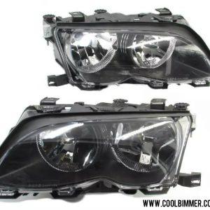 Headlamp BMW E46 Facelift (01-04) Brand Depo