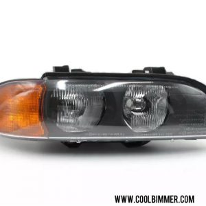 Headlamp BMW E39 Pre Facelift (95-00) Brand Depo - Right