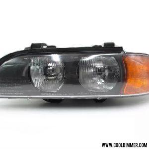 Headlamp BMW E39 Pre Facelift (95-00) Brand Depo - Left
