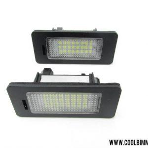 E39 4D (96-03) LED License Plate Light