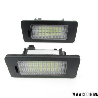E39 4D (96-03) LED License Plate Light