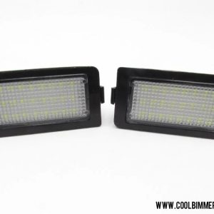BMW E38 (95-01) LED License Plate Light