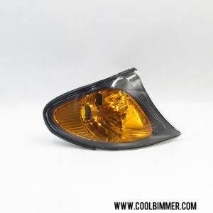 Corner Lamp BMW E46 Facelift (02-04) Yellow Brand Depo Right Side
