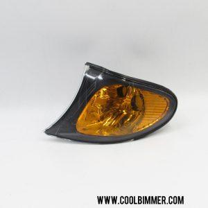 Corner Lamp BMW E46 Facelift (02-04) Yellow Brand Depo Left Side