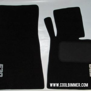 BMW Carpet E30 Super Velvet Material Black
