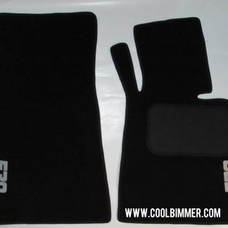 BMW Carpet E30 Super Velvet Material Black