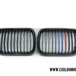 BMW E36 Facelift (97-99) Glossy Black M Color