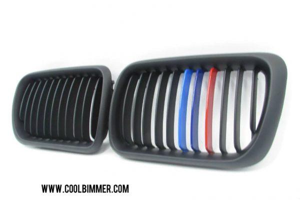 BMW E36 Facelift (97-99) Matte Black M Color