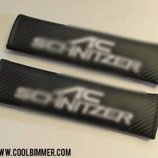 ACS Seat Belt Cover Carbon Fiber